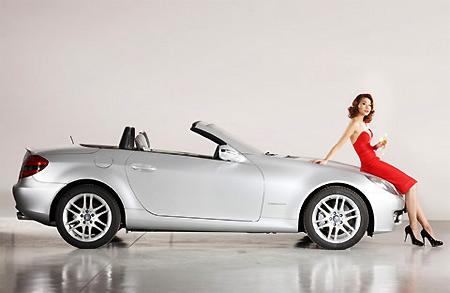 Bí quyết để phụ nữ lái xe an toàn