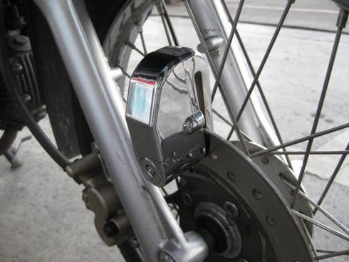 Chọn khóa chống trộm xe máy
