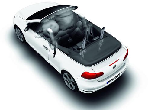 Giải pháp an toàn cho xe mui trần