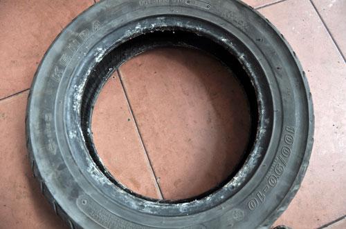 Bơm lốp thế nào cho đủ