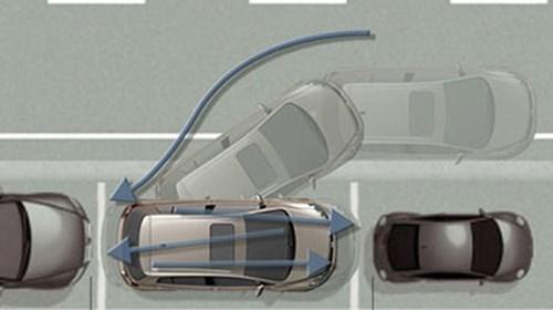 Thao tác lùi xe ô tô trong những đoạn đường hẹp