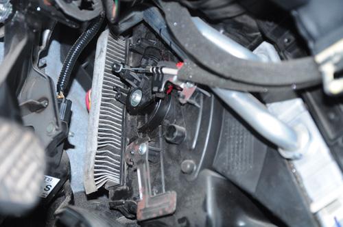 Lọc gió điều hòa - vật nhỏ tác dụng lớn trên xe hơi