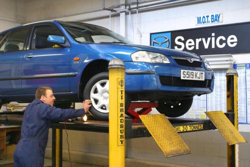 Làm sao để chọn được một garage uy tín?