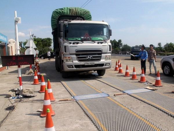 Tư vấn: Xe tải chở hàng khi nào thì bị xem là quá tải so với quy định?