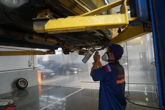 Tư vấn: Có cần thiết làm phủ gầm chống gỉ sét cho xe ô tô không?