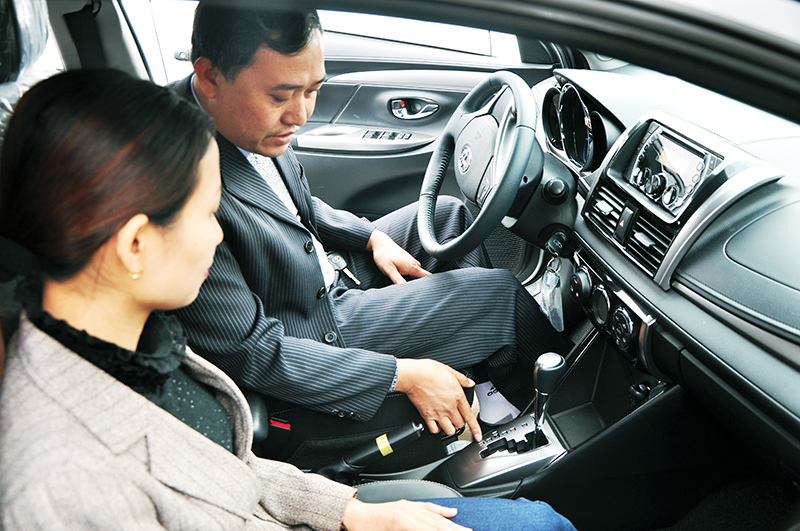 5 điều cần biết khi mới học lái ô tô