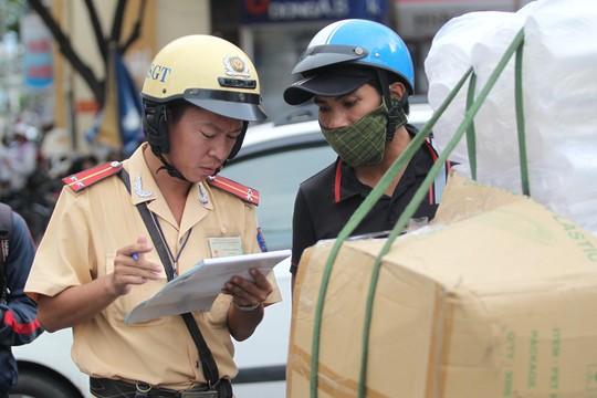 Vi phạm những lỗi gì sẽ bị tịch thu phương tiện giao thông?