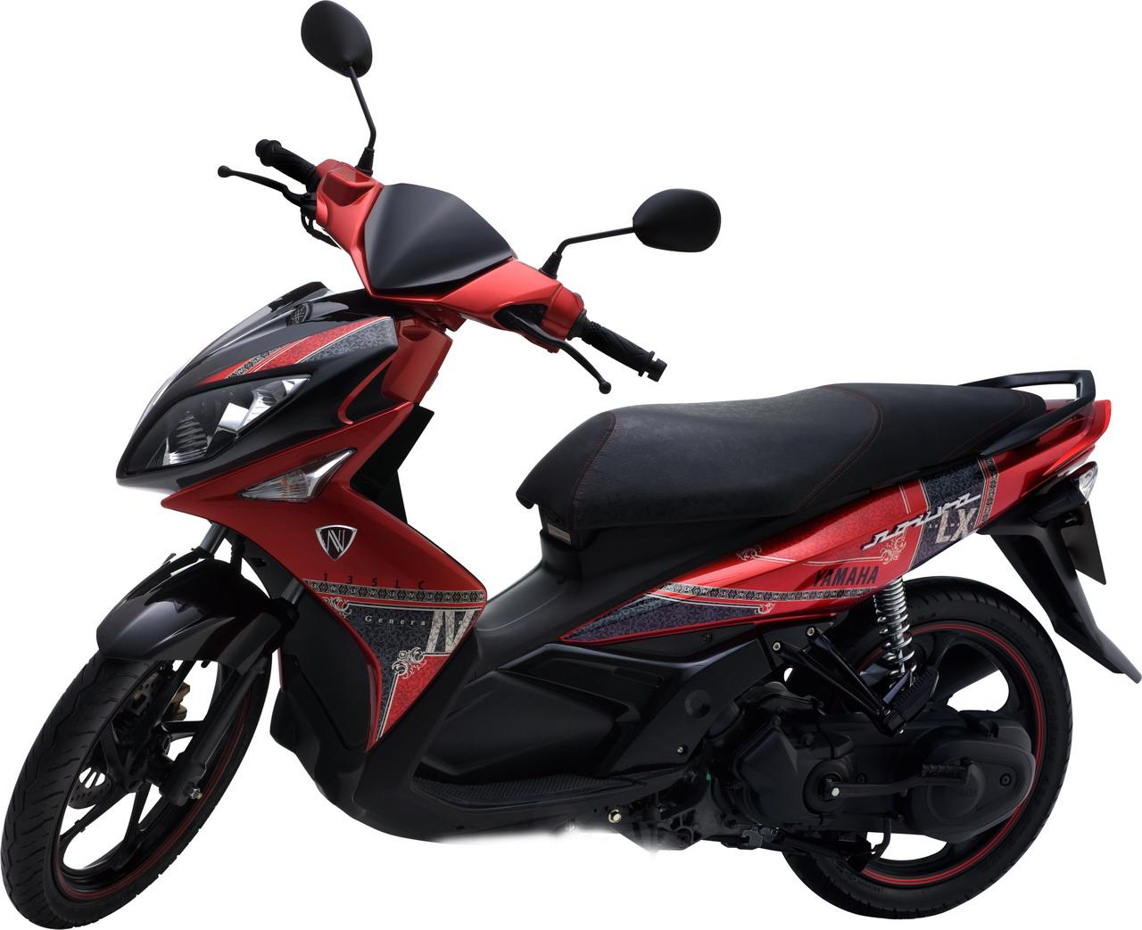 Yamaha Nouvo LX phiên bản 2011