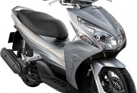 Honda ra mắt Air Blade FI phiên bản sơn từ tính dành riêng cho thị trường Việt Nam.