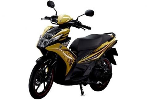Yamaha cải tiến con bài chiến lược Nouvo SX