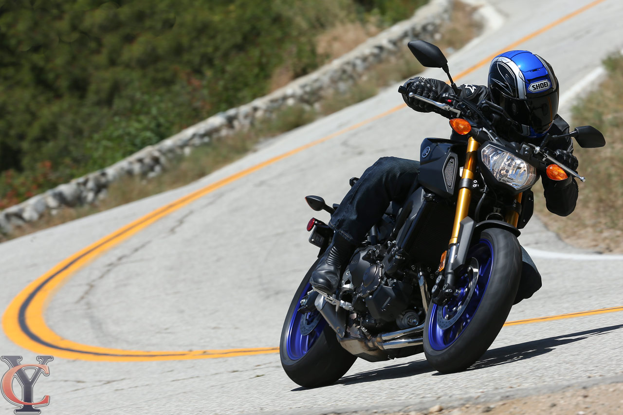 Yamaha FZ-09 2014 có nhiều cải tiến mới