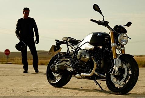R nineT 2014 – Motor lịch sử của BMW