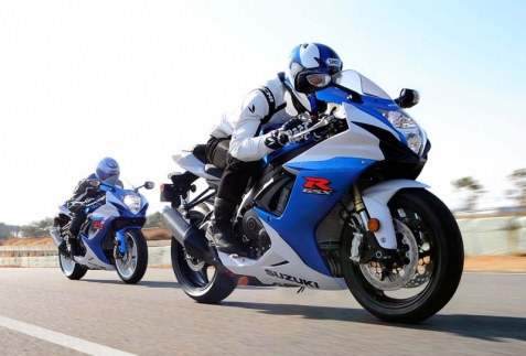 GSX-R750 2014 – Niềm tự hào của Suzuki