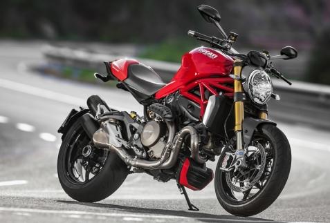Ducati Monster 1200 S: đủ mạnh hạ gục biker
