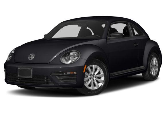 Volkswagen Beetle Dune Coupe 2017
