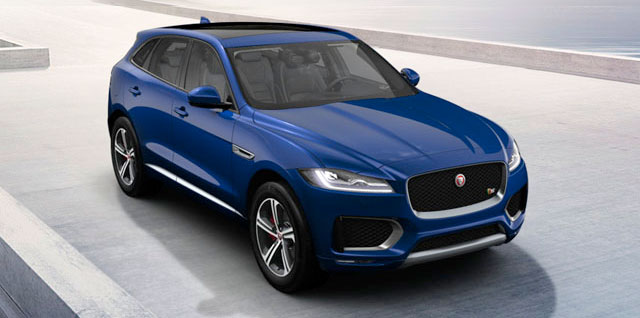 Jaguar F-Pace Porfolio SUV/Crossover 2017
