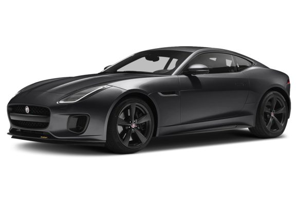 Jaguar F-Type R Coupe 2018