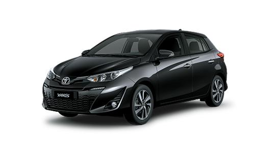 Toyota Yaris G Hatchback 2018