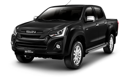 Isuzu D-Max LS Pretige 1.9 AT 4 MT Truck/Pickup 2018