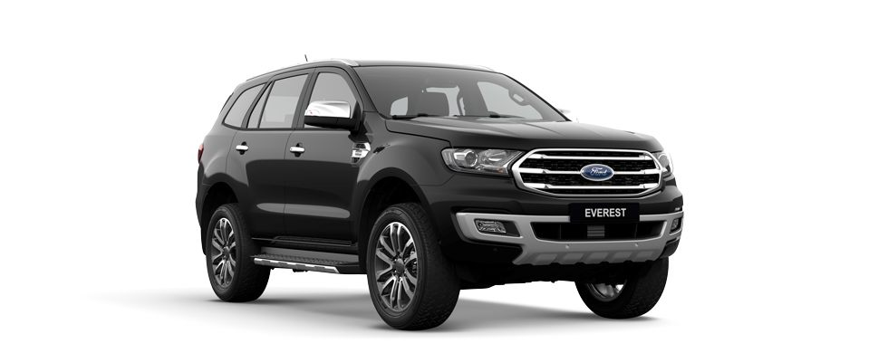 Ford Everest 2.0L Titanium+ AT SUV/Crossover 2018