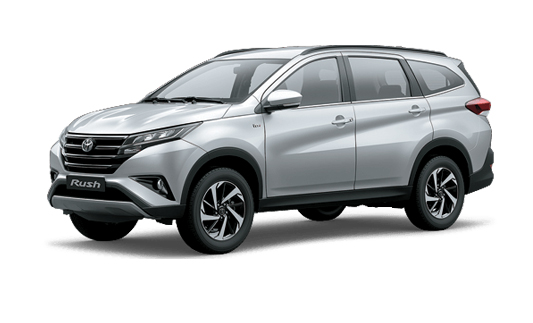 Toyota Rush S 1.5 AT SUV/Crossover 2018