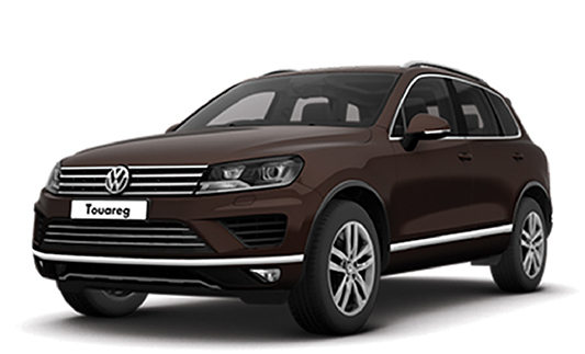 Volkswagen Touareg 3.6 AT SUV/Crossover 2018