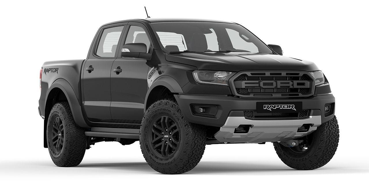 Ford Ranger Raptor 2.0L Truck/Pickup 2018