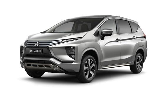 Mitsubishi Xpander MT SUV/Crossover 2018