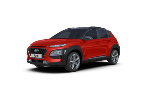 Hyundai Konna 1.6 Turbo SUV/Crossover 2018