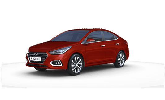 Hyundai Accent 1.4 AT Sedan 2018