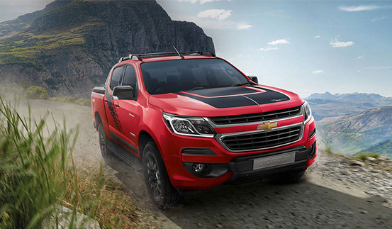 Chevrolet Colorado Storm Truck/Pickup 2018