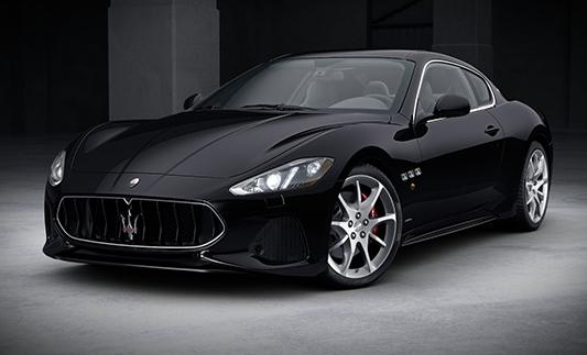 Maserati GRANTURISMO Tiêu chuẩn Sedan 2018