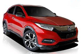 Honda HR-V RS Other 2018