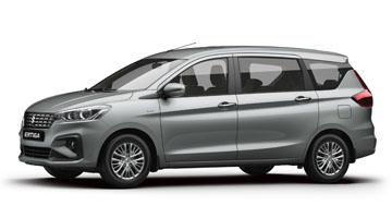 Suzuki Ertiga GLX Minivan/Van 2019