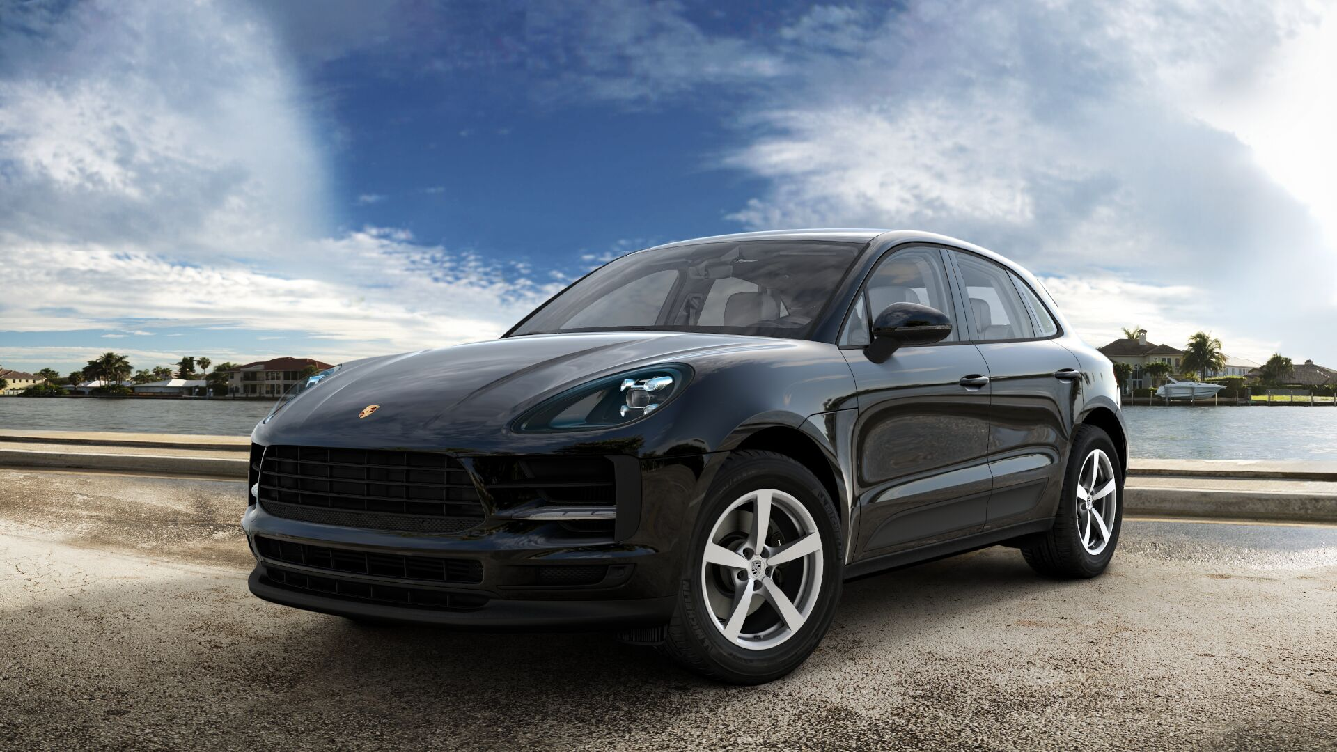 Porsche Macan Tiêu chuẩn SUV/Crossover 2019