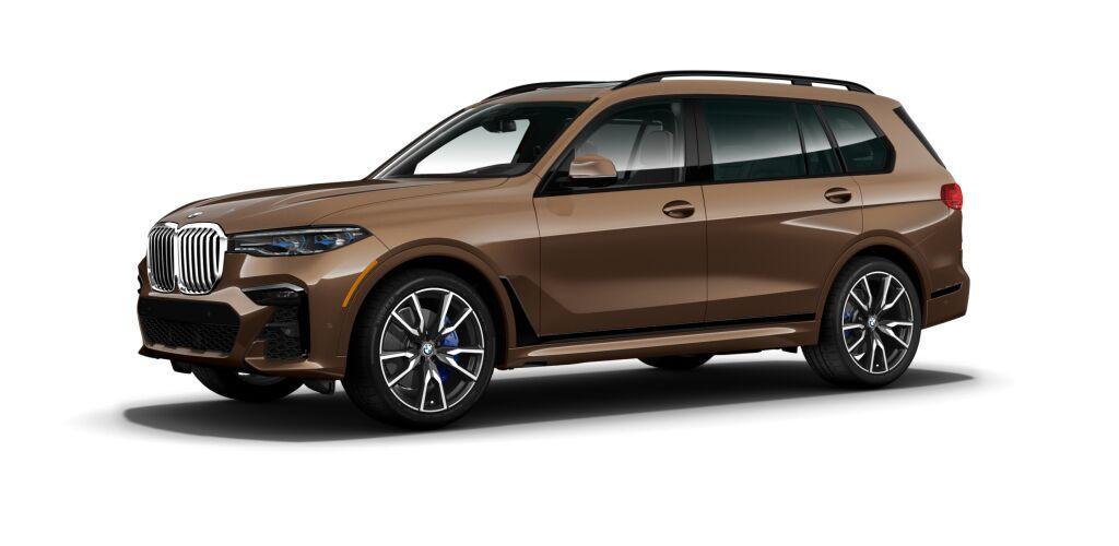 BMW X7 xDrive40i SUV/Crossover 2019