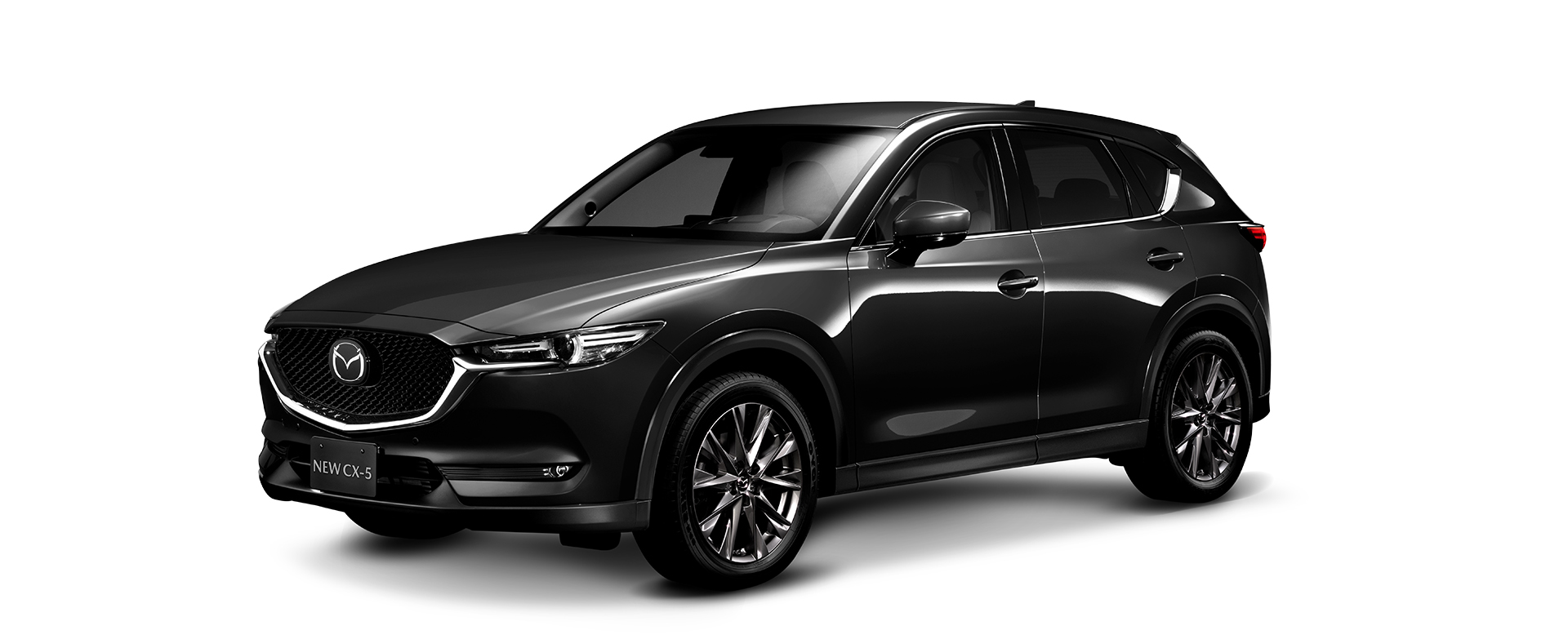 Mazda CX-5 2.0L FWD Luxury SUV/Crossover 2019