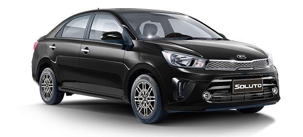 KIA Soluto AT Deluxe Sedan 2019