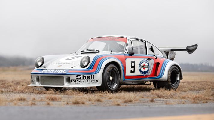 Bộ sưu tập Porsche hiếm có đã được bán hết