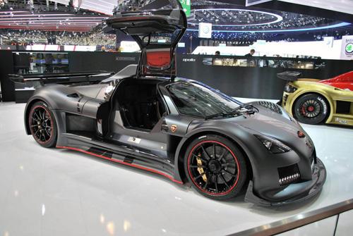 Gumpert ra mắt siêu xe Apollo Enraged tại Geneva