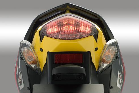 Yamaha ra mắt Nouvo SX thế hệ mới