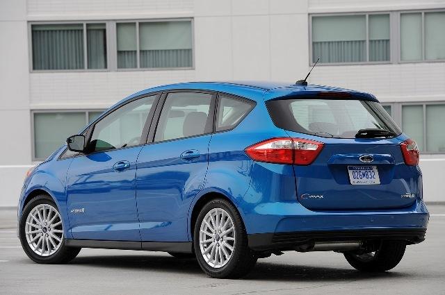 Ford kỳ vọng ở C-Max Hybrid