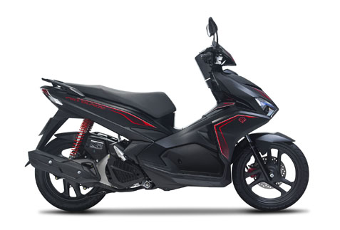 Honda Air Blade 10 ANNIVERSARY SINCE 2007 Scooter 2018