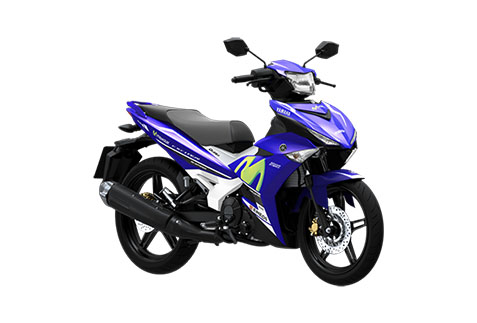 Yamaha Exciter 150 Movistar Underbone 2018