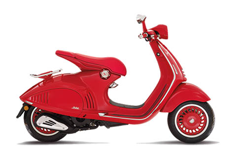 Piaggio Vespa 946 RED 125  Scooter 2018