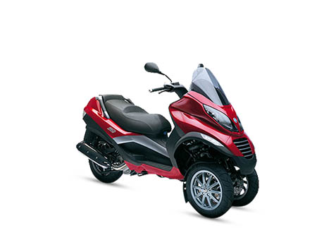 Piaggio MP3 250  Can-Am 2018
