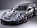 Xe đua Porsche 911 GT3 Cup trình làng