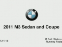BMW M3 Sedan & Coupe