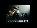 Yamaha giới thiệu Nouvo SX thế hệ mới