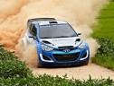 Hyundai trở lại giải đua danh tiếng WRC